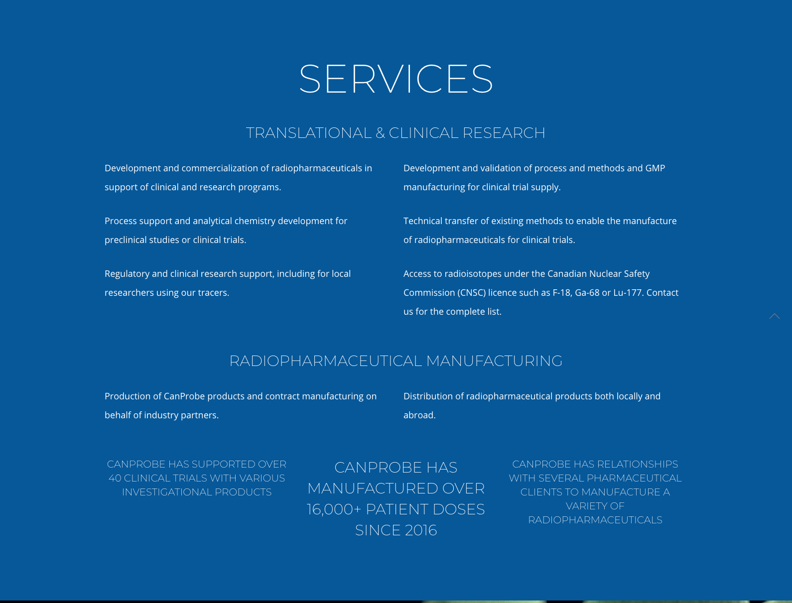 canprobe services
