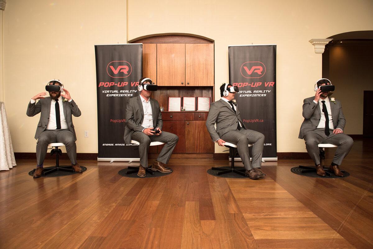 Pop-Up VR